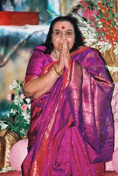 Shivaratri Puja, March 2002, Pune