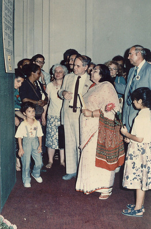Sahaja Yoga exhibition, October 1992, Romania
