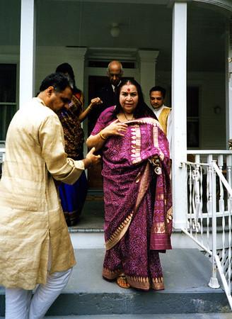 Adi Shakti Puja, June 20 1999, Canajoharie USA