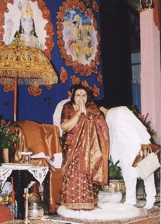 Shri Krishna Puja, 29 July 2001, Canajoharie USA