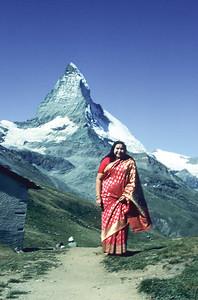 Matterhorn Switzerland (Gregoire de Kalbermatten photo) (136 MB tiff file available upon request)