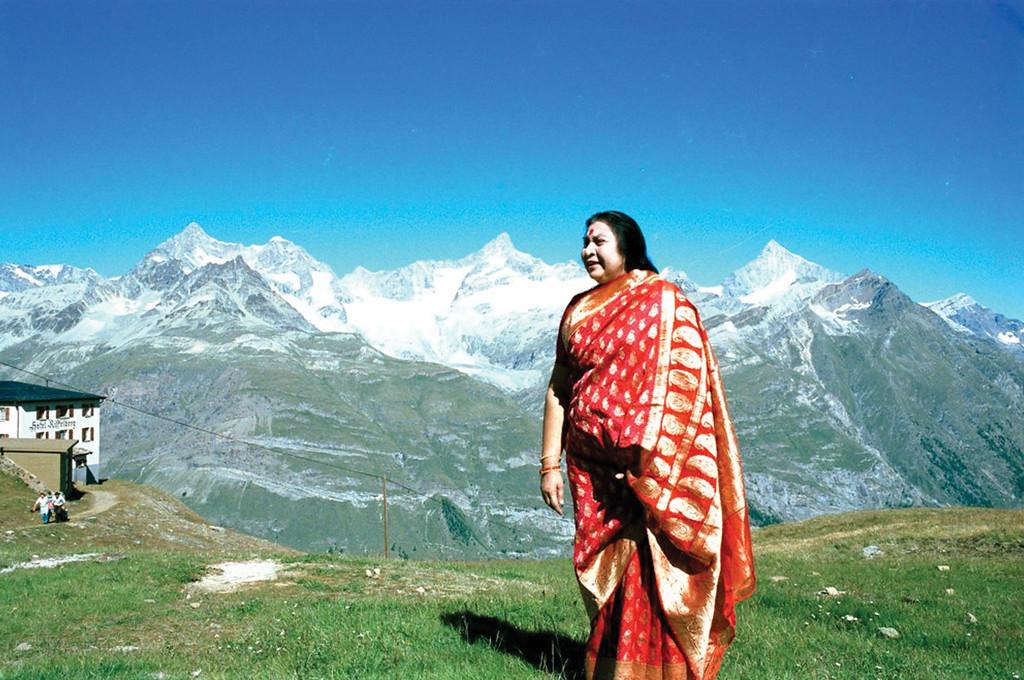 Zermatt Switzerland 1984 (Colin Heinsen) (103 MB tiff file available upon request)