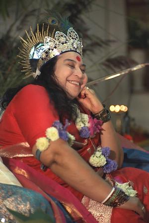 Shri Krishna Puja, Switzerland, 23 August 1986