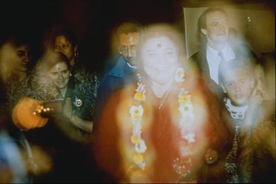 Hamsa Chakra Puja and Vishnumaya Puja, 13 September 1992, near Vancouver