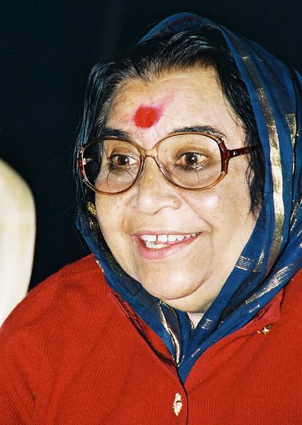 Shri Krishna Puja, Cabella Italy, August 1994