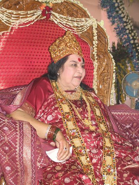 Birthday Puja, 21 March 2003, Delhi
