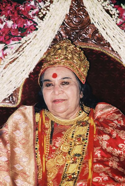 Birthday Puja, 21 March 2002, Delhi