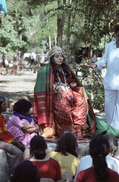 Shri Kalki Puja, 26 January 1981, Bordi India