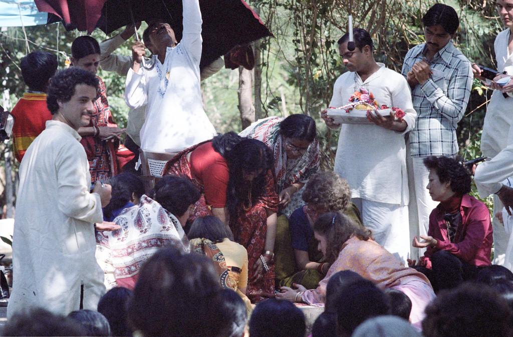 Shri Kalki Puja, 26 January 1981, Bordi India