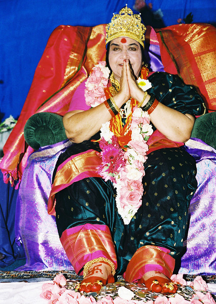 • Diwali Puja, 5 November 1994, Istanbul