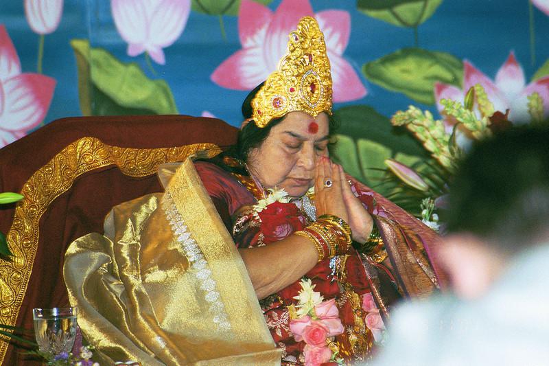 Diwali Puja, 18 November 2001, Los Angeles