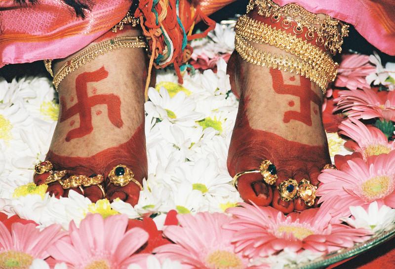 Diwali Puja, 25 October 1998, Novi Ligure Italy