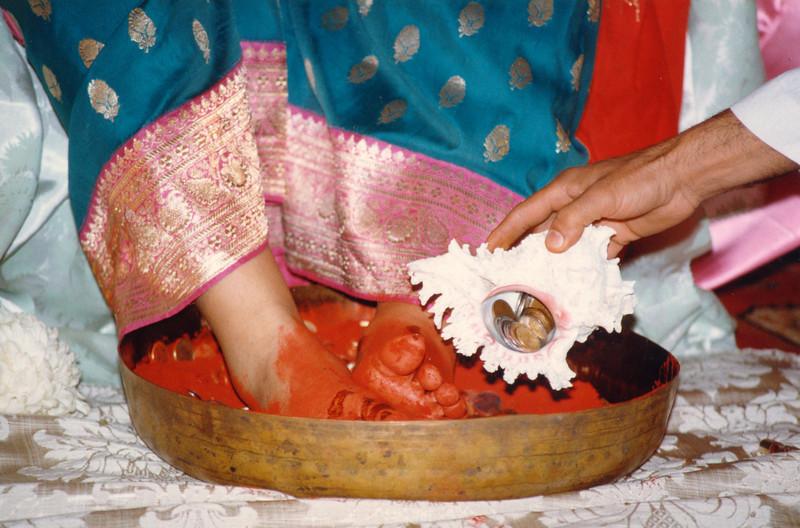 Diwali Puja, 16 November 1985, Tivoli Italy