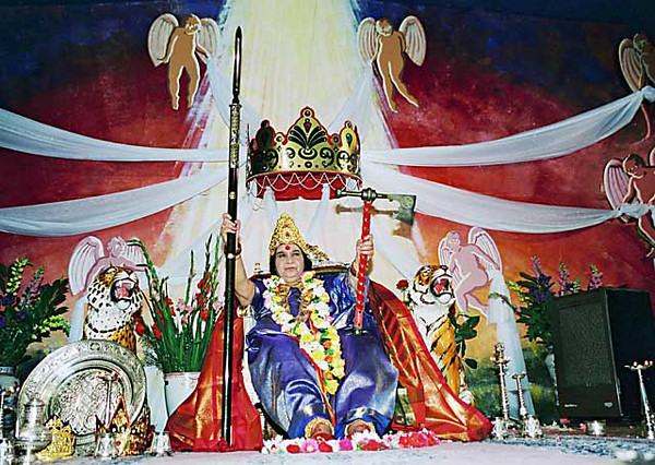 Navaratri Puja, 9 October 1994, Cabella