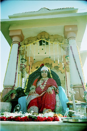 India tour 1989-1990 (Colin Heinson photo)