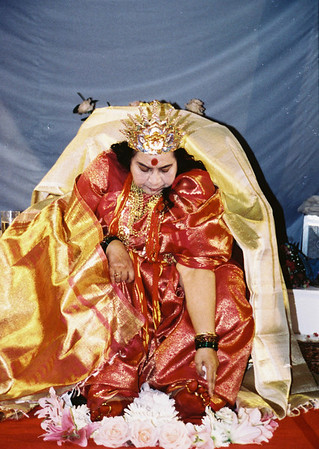 Sahasrara Puja, 8 May 1994, Cabella Ligure