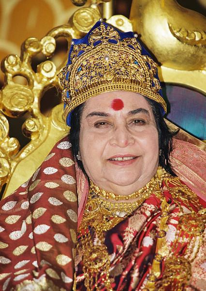 Sahasrara Puja, 6 May 2001, Cabella Ligure