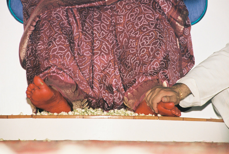 Shri Adi Shakti Puja, 20 June 1999, Canajoharie USA