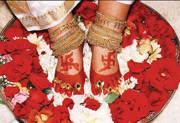 Shri Adi Shakti Puja, May 1997, Cabella Ligure