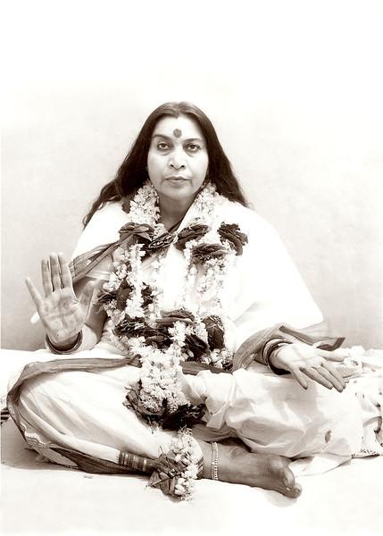 This photo has been described both as an aspect of Shri Hanuman and as Shri Mahakali-Bhairava.