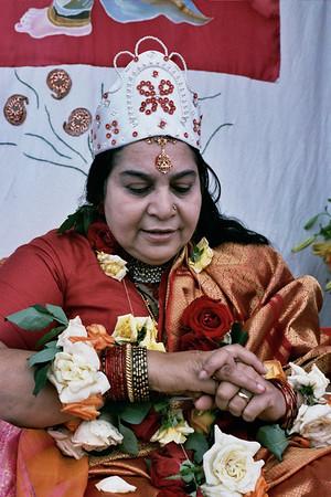 Shri Ganesha Puja, 1985, Rome