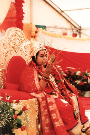 Shri Ganesha Puja, 26 August 1990, Lanersbach Austria