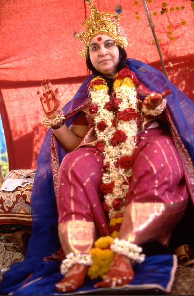 Shri Krishna Puja, 19 January 1985, Nasik India