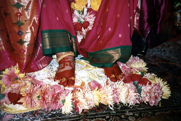 Shri Vishnumaya Puja, September 1992, Shawnee USA