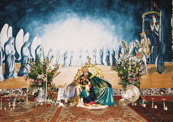 Shri Krishna Virata Puja, 5 September 1999, Cabella Ligure