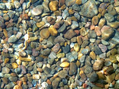 River Rocks (Donner Lake, CA)