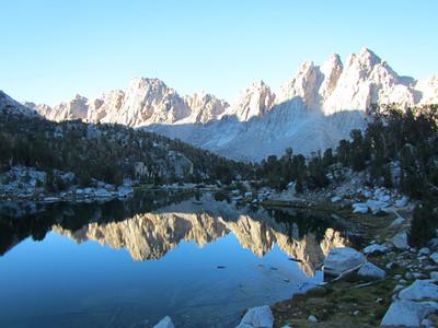 White Mountains (Kearsarge Pass, CA)