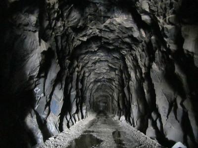 Dare (Donner Pass train tunnel, CA)