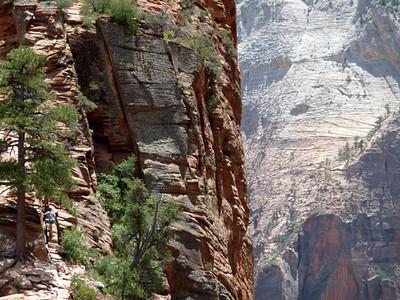 Steep Hike (Zion Nat. Park, UT)