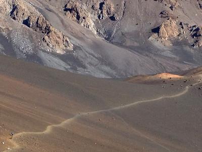 The Path Less Taken (Mt. Haleakala, Maui)