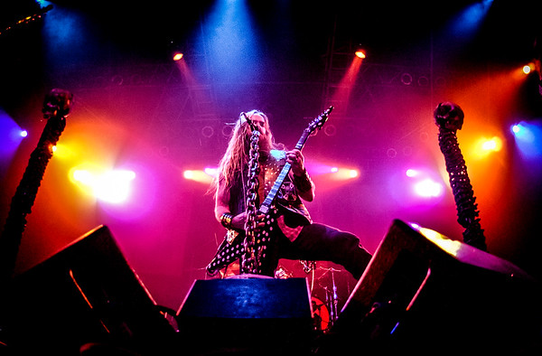 Zakk Wylde of Black Label Society 1