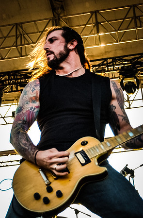John Connolly of Sevendust