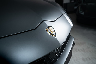 Automotive Shoot with Lamborghini URUS