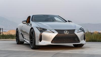 2018 LEXUS LC500 - VOSSEN MX-1