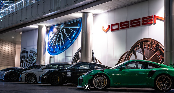 VOSSEN'S PRIVATE GALLERY - SEMA 2018