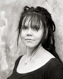 Katja Kettu, author, 2008