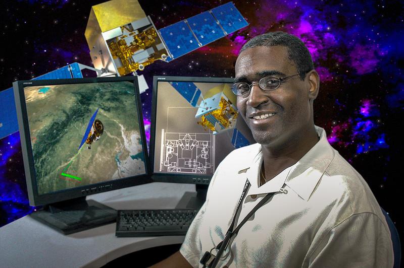 Portrait Space Engineer
