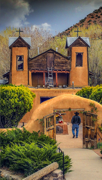 New Mexico Oldest Mission OPTO