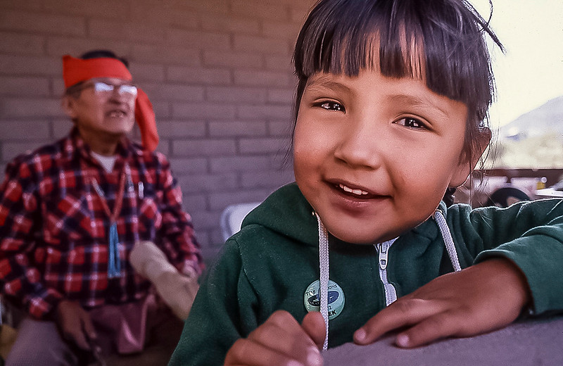 Navajo Child OPTO