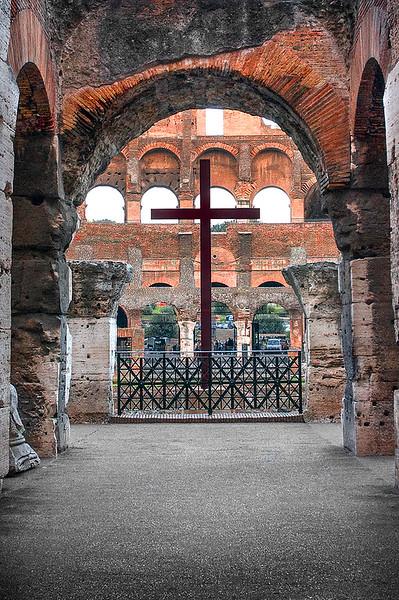 Roman Coliseum OPTO