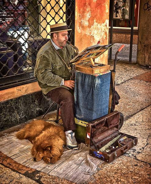Musician Italy OPTO