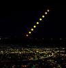 Santa Barbara Moon Rise