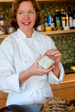 Chef Laura Stec of Innovative Cuisine