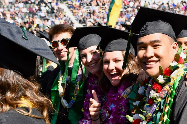 PHOTOS: 2018 Humboldt Commencement