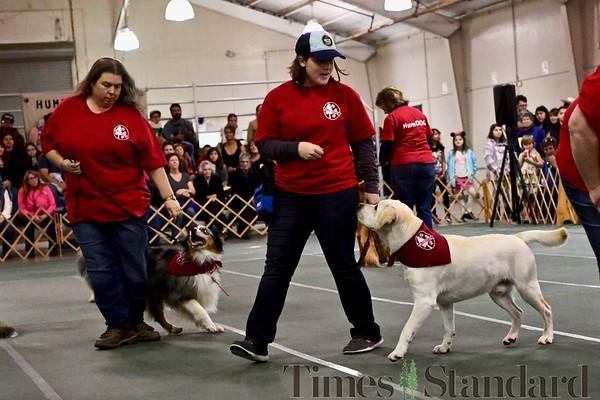 PHOTOS: 31st annual Dog Expo HumDOG