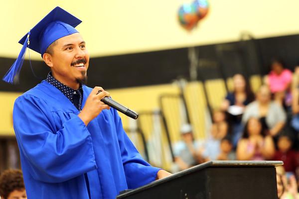 PHOTOS: A look back at Woodland graduations